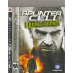 PS3: Tom Clancy's Splinter Cell Double Agent (Z1)