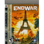 PS3: Tom Clancy's EndWar (Z1)