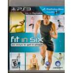 PS3: FIT IN SIX