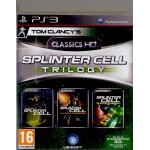 PS3: Tom Clancy's Splinter Cell Classic Trilogy HD (Z1)