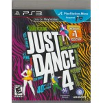 PS3: Just Dance 4 (Z1)