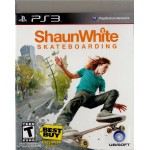 PS3: SHAUN WHITE SKATEBOARDING (Z1)