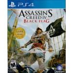PS4: ASSASSIN'S CREED IV BLACK FLAG (ZALL)(EN)