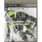 PS3: Tom Clancy's Splinter Cell Blacklist