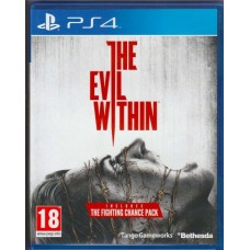 PS4: The Evil Within
