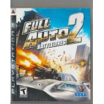 PS3: Full Auto 2 Battlelines