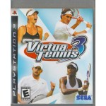 PS3: VIRTUA TENNIS 3 (Z1)