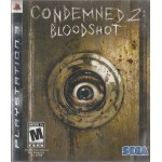 PS3: Condemned 2 Bloodshot (Z1)