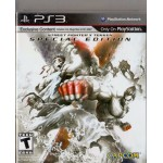 PS3: Street Fighter X Tekken Special Edition (Z1)