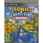 PS3: Sonic & SEGA All-Stars Racing