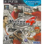 PS3: Virtua Tennis 4 (Z1)