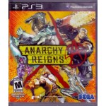 PS3: Anarchy Reigns