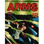 ARMS อาร์ม...หัตถ์เทพมืออสูร เล่ม 18