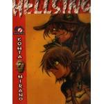 Hellsing เฮลซิ่ง แวมไพร์ฮันเตอร์ เล่ม 07