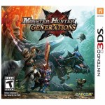 3DS: MONSTER HUNTER GENERATIONS (R1)(EN)