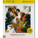 PS3: Street Fighter IV