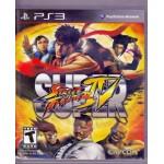 PS3: Super Street Fighter IV