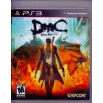 PS3: DmC Devil May Cry