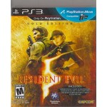 PS3: Resident Evil 5 Gold Edition (Z1)