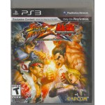 PS3: Street Fighter X Tekken (Z1)