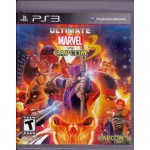 PS3: Ultimate Marvel Vs Capcom 3