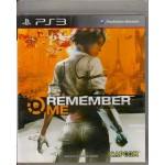 PS3: Remember Me