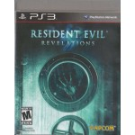 PS3: Resisdent Evil Revelations