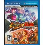 PSVITA: Street Fighter X Tekken (Z1) Eng