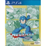 PS4: MEGA MAN LEGACY COLLECTION (R3)(EN)