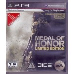 PS3: Medal of Honor Limited Edition