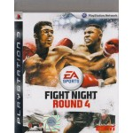 PS3: Fight Night Round 4 (Z3)(EN)