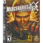 PS3: MERCENARIES 2 WORLD IN FLAMES (Z1)