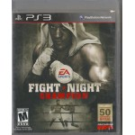 PS3: Fight Night Champion (Z1)