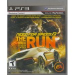 PS3: NEED FOR SPEED THE RUN (Z1)