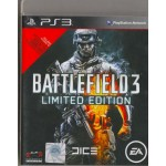 PS3: Battlefield 3 Limited Edition