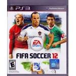 PS3: FIFA Soccer 2012