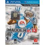 PSVITA: Madden NFL 13 (Z1)