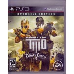 PS3: Army of Two The Devils Cartel. Overkill Edition
