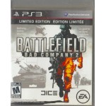 PS3: Battlefield Bad Company 2 Limited Edition (Z1)
