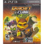 PS3: Ratchet & Clank All 4 One (Z1)