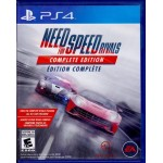 PS4: Need for Speed Rivals Complete Edition