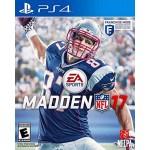 PS4: MADDEN NFL 17 (ZALL)(EN)