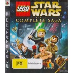 PS3: Lego Star Wars The Complete Saga (Z4)