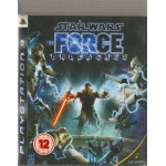 PS3: Star Wars The Force Unleashed (Z2)