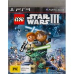 PS3: LEGO Star Wars III: The Clone Wars