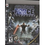 PS3: Star Wars The Force Unleashed (Z1)