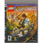PS3: LEGO Indiana Jones 2 the Adventure Continues