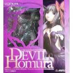 Puella magi Madoka Magica Devil Homura