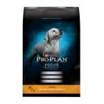 PRO PLAN PUPPY ชนิดเม็ด สำหรับลูกสุนัข สูตรไก่และข้าว 15.4 kg