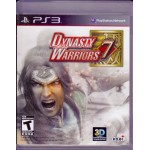 PS3: Dynasty Warriors 7 (Z1)